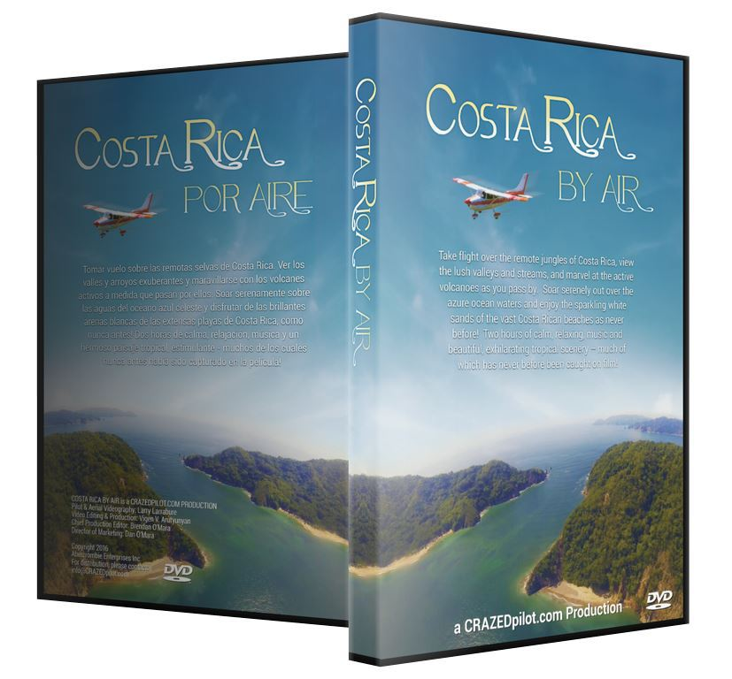 Costa Rica by Air